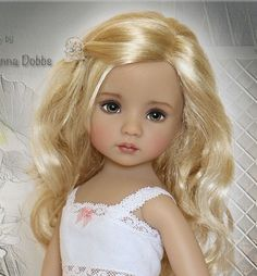 "REANN 13"" Dianna Effner Little Darling Doll by Lana Dobbs - Special Order! #Unbranded"