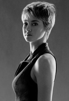 "Shailene Woodley as Tris Prior in ""Insurgent"", photographed by Tim Palen"