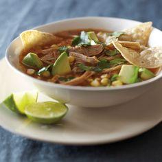 Chicken-Tortilla Soup Recipe on Yummly. @yummly #recipe