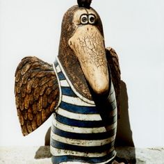 Ptáci Kinds Of Birds, Small Sculptures, Ceramic Animals, Bear, Gallery, Diy, Handmade, Ceramic Birds, Pottery Animals