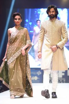 Umar Sayeed IInternational Fashion Festival Collection 2015