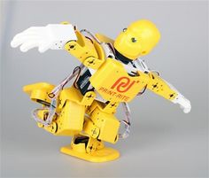 Print-Rite represents its Colido 3D printer and the dancing robot built on it