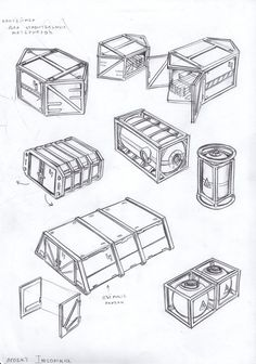 containers 3 by TugoDoomER.deviantart.com on @DeviantArt