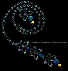 Designed by Teri Dusenbury  Azure-Malachite
