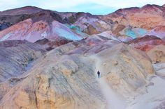 Death Valley is, without a doubt, a photographer's dream, with – and here are 6 must-see destinations to prove it!