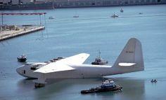 O maior hidroavião de todos os tempos !