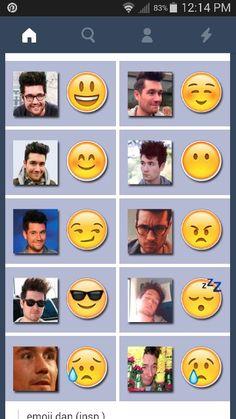 Emoji dan