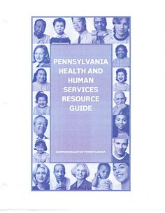 PA Health and Human Resources Guide