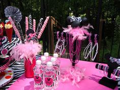 Health, Beauty, Children and Family: My Girls' Minnie Mouse Birthday Party Ideas w/ Silhouette Minnie Mouse Fancy Dress, Minnie Mouse Baby Shower, Minnie Mouse Theme, Pink Minnie, Mickey Mouse, Minnie Mouse Party Decorations, Birthday Party Decorations, Baby Shower Decorations, Birthday Ideas