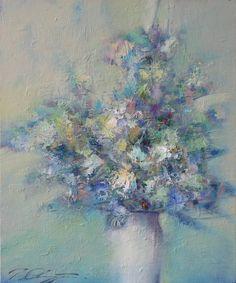 delicate bouquet-60х50.2005.