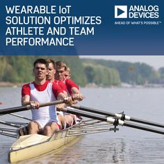 #IoT Solution Gives #Sports Teams a Competitive Edge by Optimizing #Team Performance