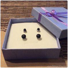 Shipped to Espoo, Finland!  https://www.etsy.com/listing/173451606/black-stud-earrings-black-studs-matte  #matte #black #tiny #small #studearrings #earrings #earstuds #biesge #etsy #shopping #espoo #finland #blackearrings #pics #photo #look #picoftheday #bestoftheday #stylish #trendy #holiday #women #men #unisex #accessories #jewelry