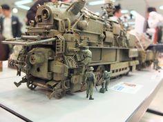 Diesel. (Steampunk or Mak ?)