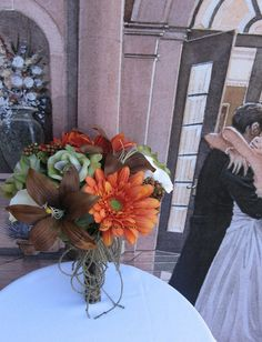 New Camouflage Bridal Bouquets Camo Wedding by BridalBouquets,  Keywords: #weddings #jevelweddingplanning Follow Us: www.jevelweddingplanning.com  www.facebook.com/jevelweddingplanning/
