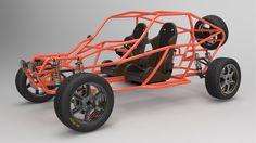 Offroad Buggy - SOLIDWORKS,SOLIDWORKS - 3D CAD model - GrabCAD