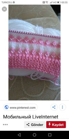 Discussion on LiveInternet – Russia … – Baby knitting patterns Two Color Knitting Patterns, Baby Cardigan Knitting Pattern Free, Baby Boy Knitting Patterns, Knitting Paterns, Knitting Designs, Crochet Patterns, Loom Patterns, Diy Crafts Knitting, Easy Knitting