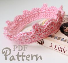 PDF CROCHET PATTERN Make It Yourself: by NorthernCottageGifts