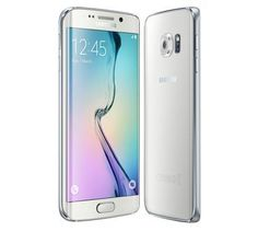 Samsung Galaxy S6 Edge SM-925i Domestic Unlocked (US Only) 32GB White Good Shape
