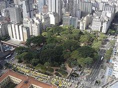 Praça da Republica - São Paulo