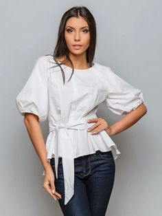 Модные блузки 2017