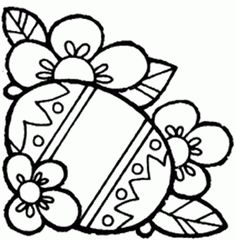 Easter coloring pages offer free printable coloring pages for kids to select from. Just print these free Easter coloring pages and let your kids have all the Easter Coloring Pages Printable, Easter Bunny Colouring, Easter Egg Coloring Pages, Spring Coloring Pages, Coloring Sheets For Kids, Flower Coloring Pages, Kids Coloring, Free Coloring, Easter Coloring Pictures