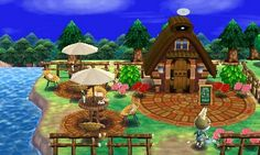 Kitty's Animal Crossing Happy Home Designer 1