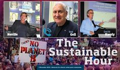 In The Sustainable Hour on 94.7 The Pulse on 2 December 2015 we debrief the fantastic weekend of climate rallies around the world with speeches held recently in Geelong by the Minister for Climate in the Victorian Government, Lisa Neville,…