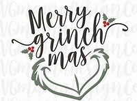 Christmas Quotes : Merry Grinchmas SVG Christmas The Grinch Cut File for Cricut and Silhouette - Trend Autos Reinigen Tipps 2020 Grinch Christmas Party, Grinch Party, Christmas Vinyl, Christmas Shirts, Christmas Projects, All Things Christmas, Christmas Holidays, Xmas, Christmas Quotes Grinch