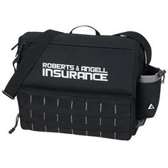 Sharpen your promotional tactics with this imprinted bag!