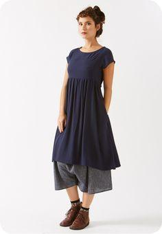 Specks & Keepings — Mona Dress Midnight