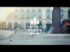 Nomad Skateboards - Invisible Ramps By Lowe & Partners