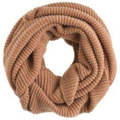 J.Crew Cashmere infinity scarf found on Polyvore