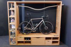 Пятничное: Eurobike 2016: интересные решения для хранения велосипеда от…