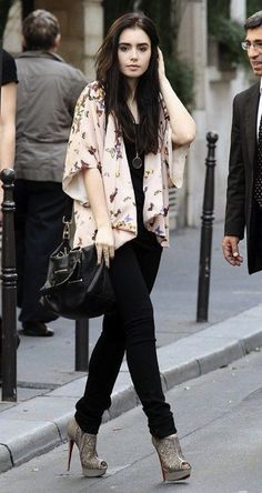 Style Spotlight: Lily Collins