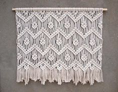 Image result for macrame wall hanging
