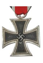 The Iron Cross ,2nd Class