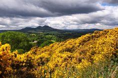 Scott's View, Scottish Borders Photo by: Katarzyna Pracuch