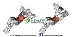 © Sasham | Dreamstime.com - Exercising for bodybuilding. Climbs the trunk