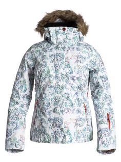 Womens snowboard jackets: Roxy Snowboard jackets for women - Roxy
