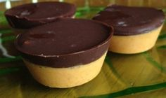 Chocolate and Peanut Butter Goodness {featured pin from pinterestfanatic.com}