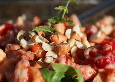 Paleo Plan, Pasta Salad, Salsa, Ethnic Recipes, Protein, Dressing, Food, Vegan Breakfast, Vegan Cake