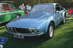 1972 Alfa Romeo Junior Zagato 1600 at the Amelia Island Concours d'Elegance
