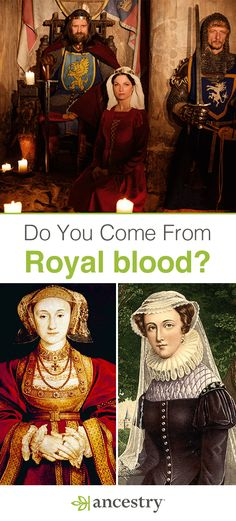 Do You Have Royal Blood? Your Last Name May Tell You.