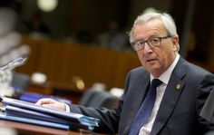 Jean-Claude Juncker, the President of the European Commission. EU Heads of State or Government met on 23 September 2015 in Brussels to discuss and decide how to deal with the refugee crisis and its root causes. (TVNewsroom European Council, 23/09/2015)