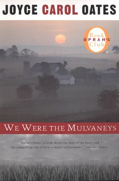 Joyce Carol Oates was one of my favorite authors. I suppose all good things must end. We were the Mulvaneys was so touching and perfectly written, but as of late Ms. Oates no longer holds my interest.