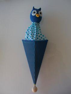 Marionnette à cône CHOUETTE par MagHobby sur Etsy
