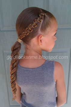 Tutorial on how to do the slide braid!