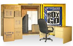 Finding Storage Panorama City Ca Is Easy With Box N Go. Call For Simple Self  Storage Solutions Now!