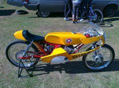 Riga 50cc racer