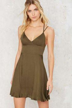 Dawson Mini Dress - Basic